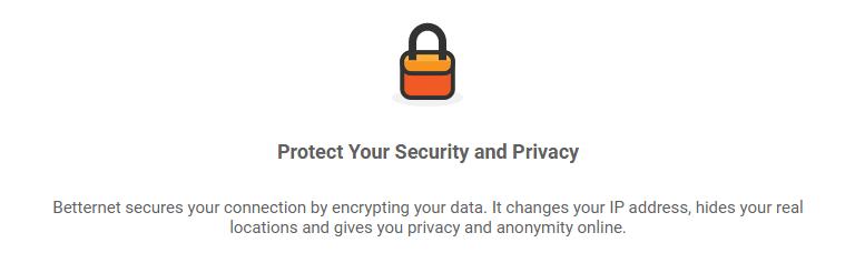 Обзор Betternet VPN